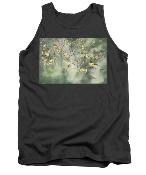 Yellow Finch Tank Top