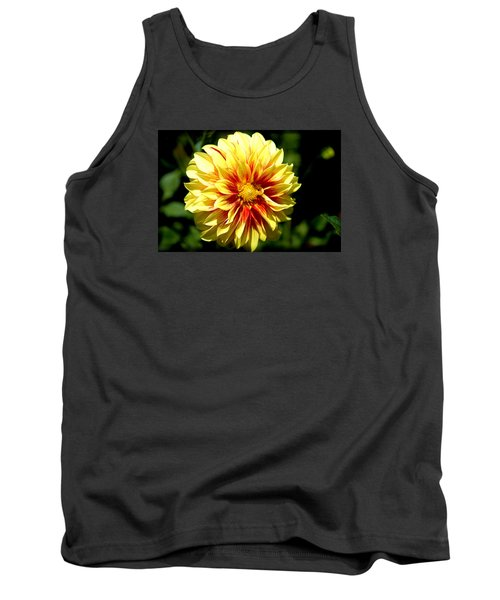 Yellow Sunshine Tank Top