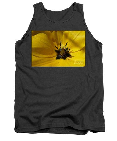 Yellow Tulip 1 Tank Top