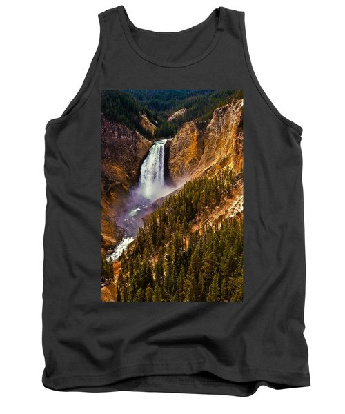 Yellowstone Falls Tank Top