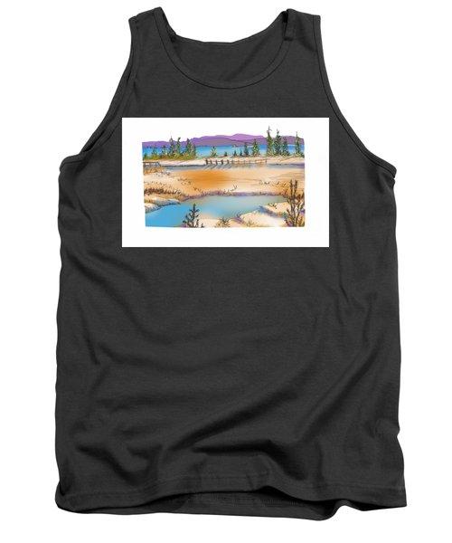 Yellowstone Tank Top