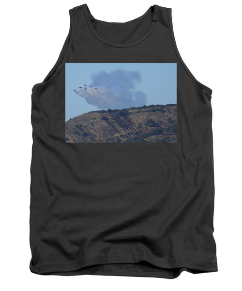 Yes Baby, Angels Do Make Shadows Tank Top
