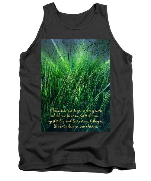 Yesterday And Tomorrow Tank Top