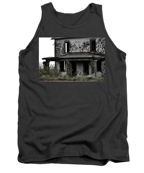 Yesterdays Front Porch Tank Top