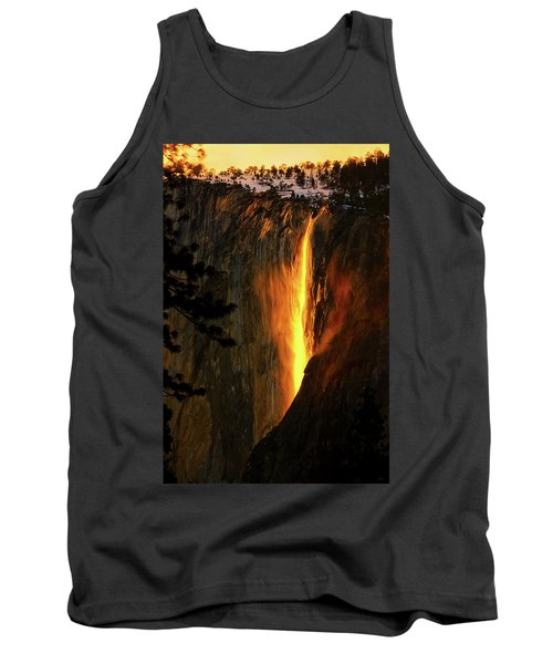 Yosemite Firefall Tank Top