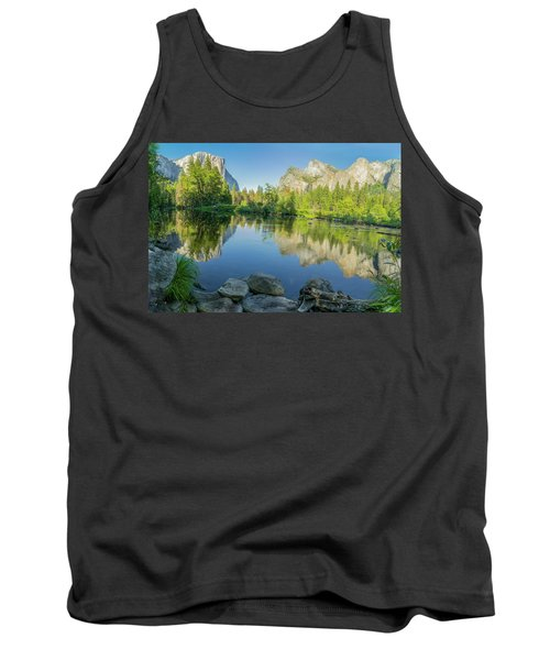 Tank Top featuring the photograph Yosemite by RC Pics