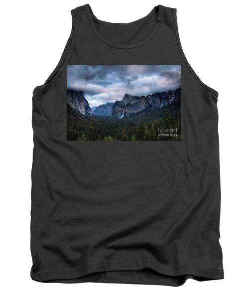Yosemite Valley  Tank Top