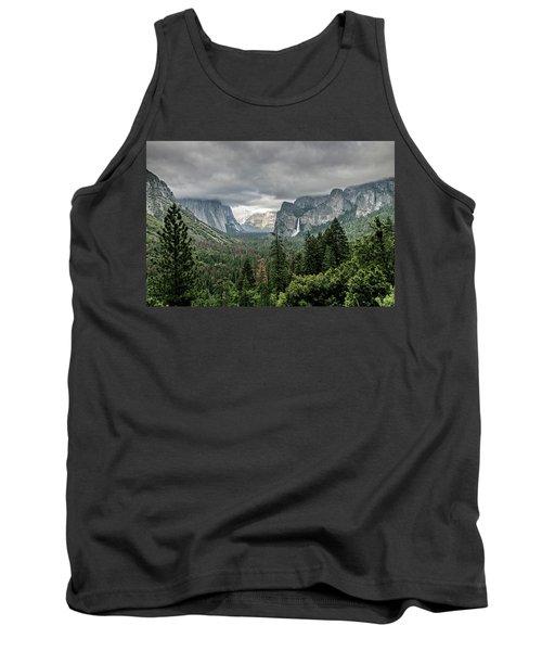 Yosemite View 36 Tank Top