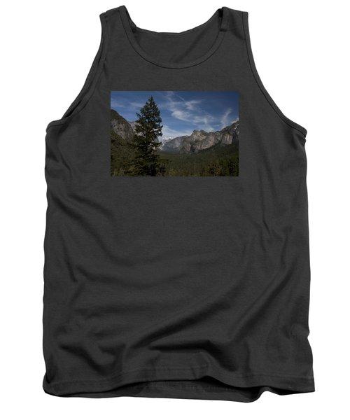 Yosemite View Tank Top