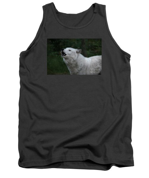 You Are My Moonshine Tank Top by William Fields