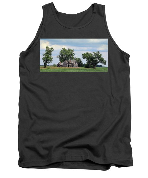 Sometimes You Can't Go Home Tank Top by Christopher McKenzie