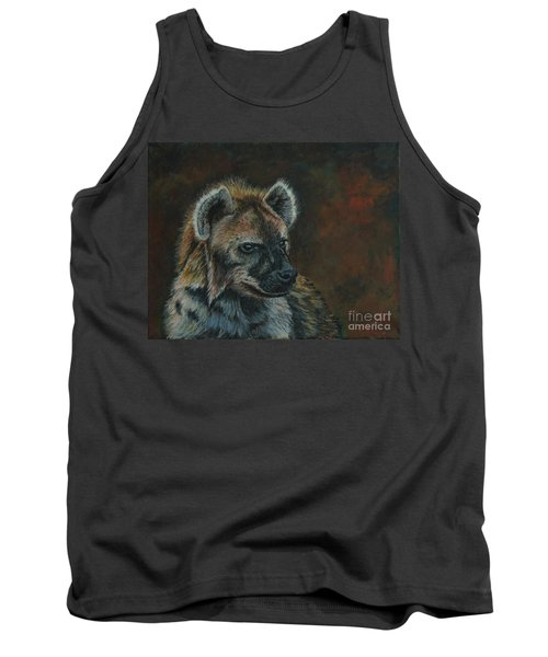 You Don't See Me Laughing......hyena Tank Top