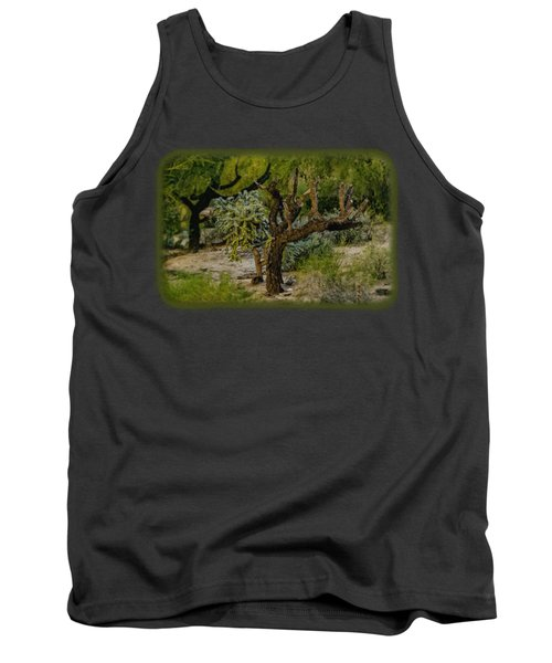 Young And Old Tank Top