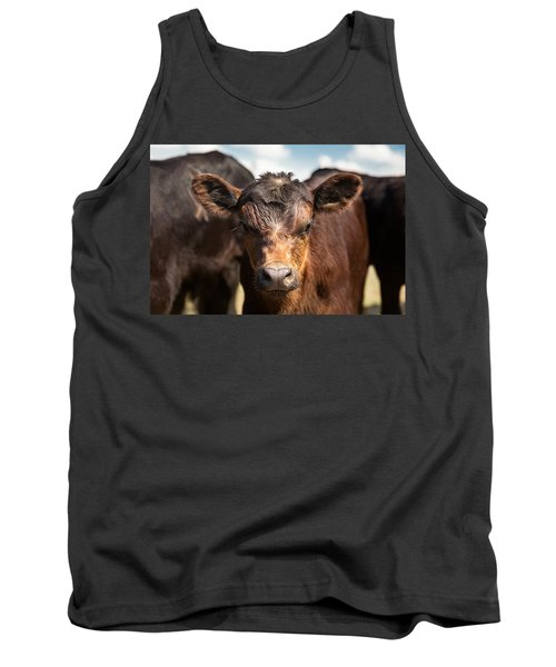 Young Angus Tank Top