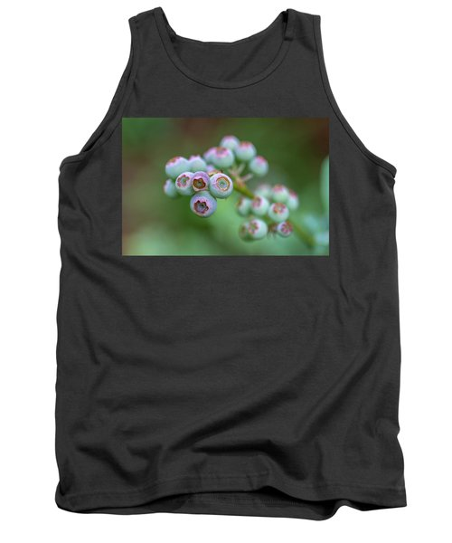 Young Blueberries Tank Top