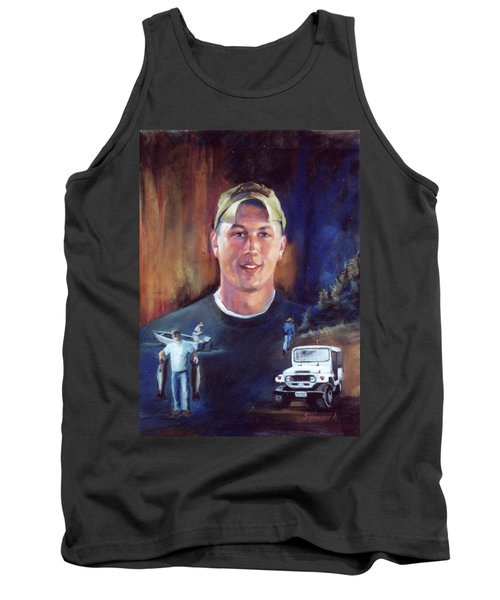 Young Boy Tank Top
