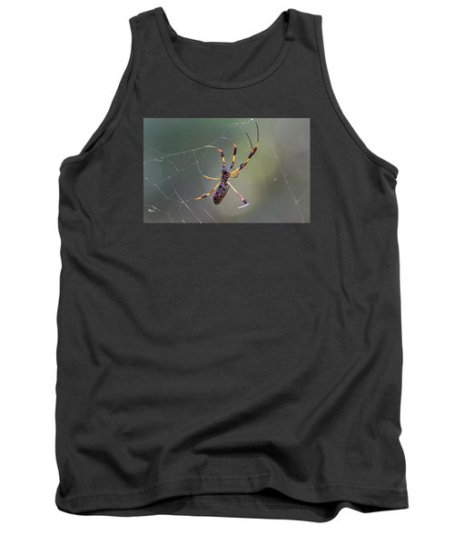 Young Golden Silk Female Tank Top
