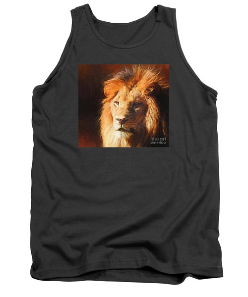 Young King Tank Top by Suzanne Handel