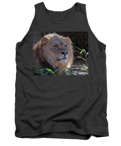 Young Lion King Tank Top