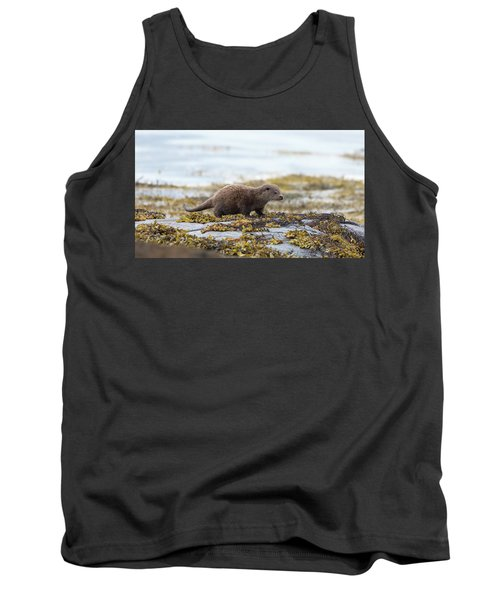 Young Otter Tank Top
