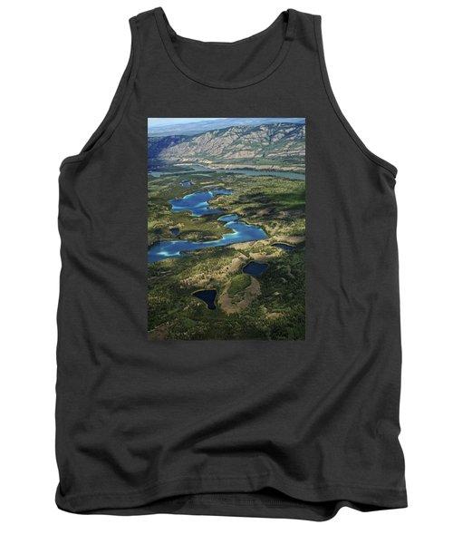 Yukon Territory Canada Tank Top