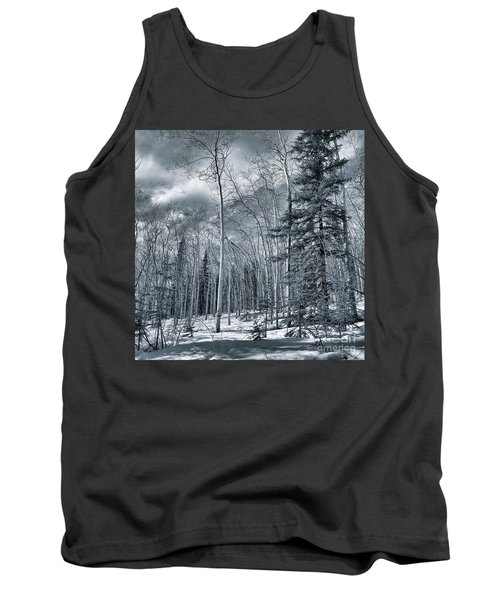 Land Shapes 35 Tank Top