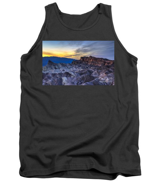 Zabriskie Point Sunset Tank Top