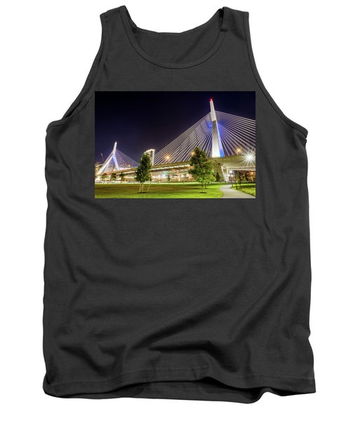 Zakim Bridge Tank Top