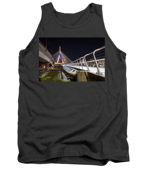 Zakim Bridge Walkway Tank Top