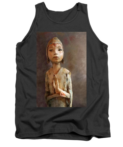 Zen Be With You Tank Top