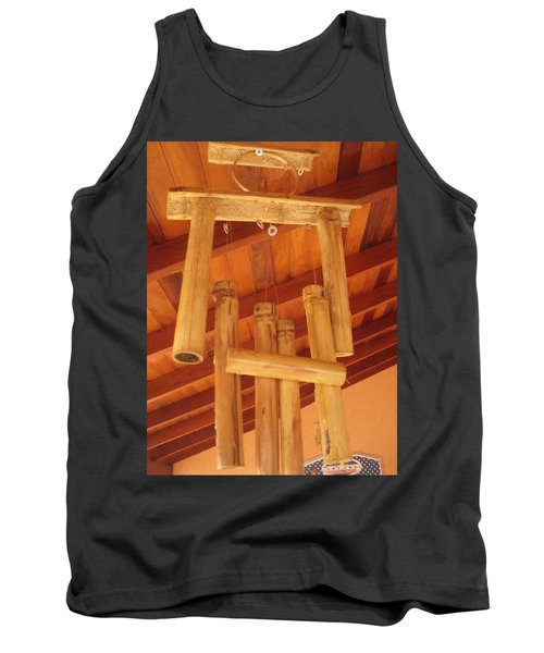 Zen By Myself Tank Top by Beto Machado