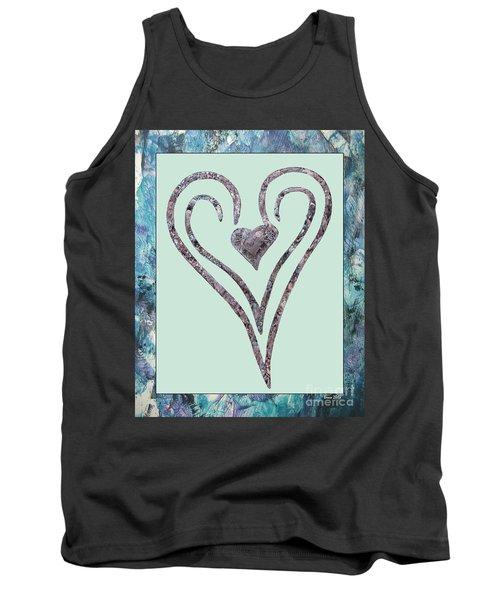 Zen Heart Sedona Labyrinth Tank Top