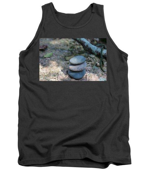 Zen Stones Tank Top
