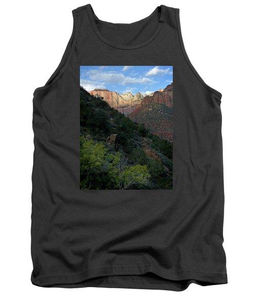 Zion National Park 20 Tank Top by Jeff Brunton