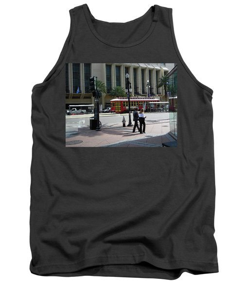 010219 Canal St Tank Top
