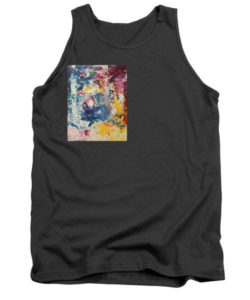 Playing With Color IIi Tank Top