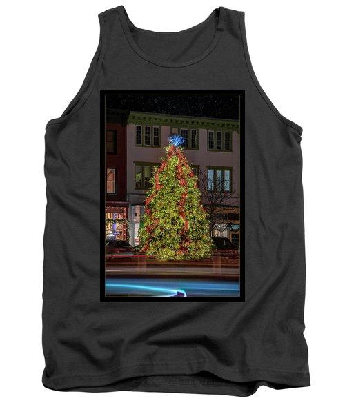 Annapolis Christmas 2018 Tank Top