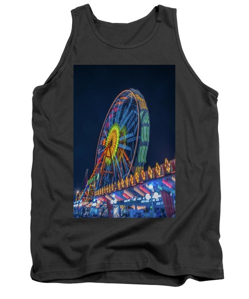 Big Wheel-2 Tank Top
