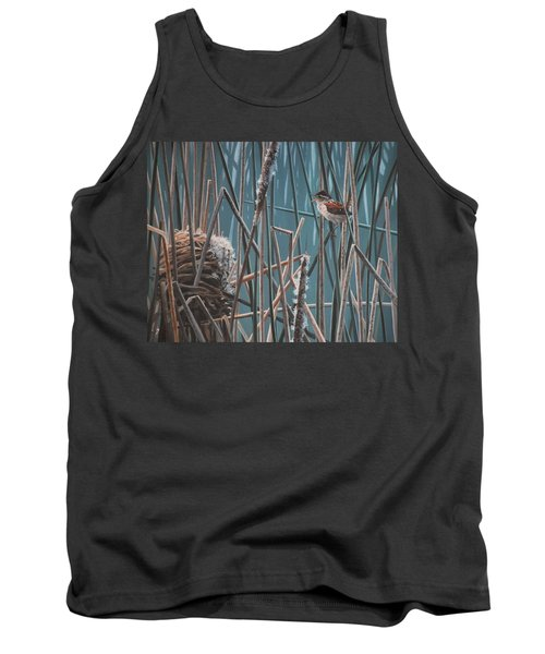 Cattail Hideaway Tank Top