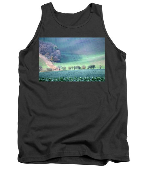 Autumn In South Moravia 1 Tank Top