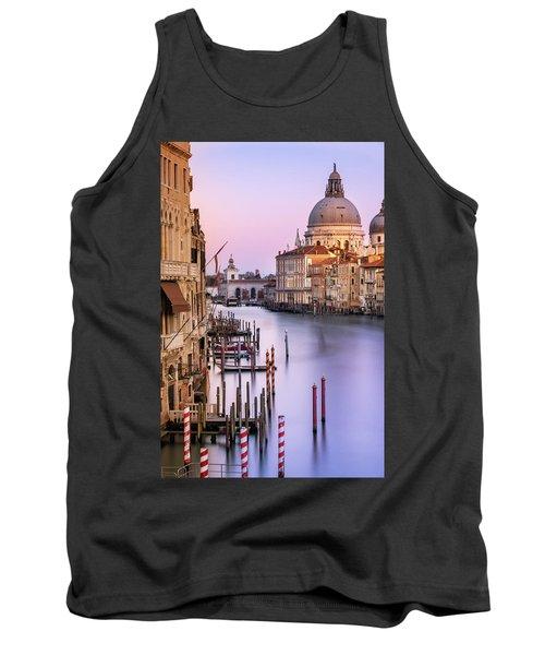 Evening Light In Venice Tank Top