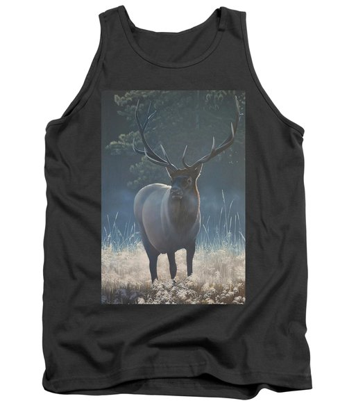 First Light - Bull Elk Tank Top