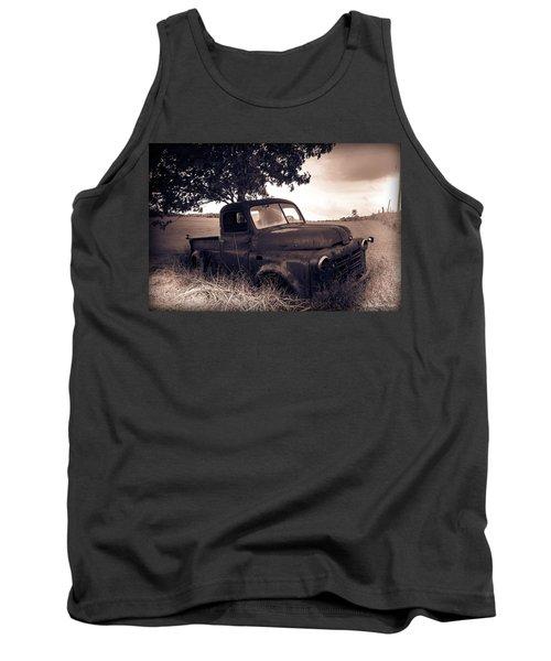 Forgotten 2 Tank Top