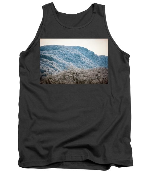Frost On The Mountain Tank Top