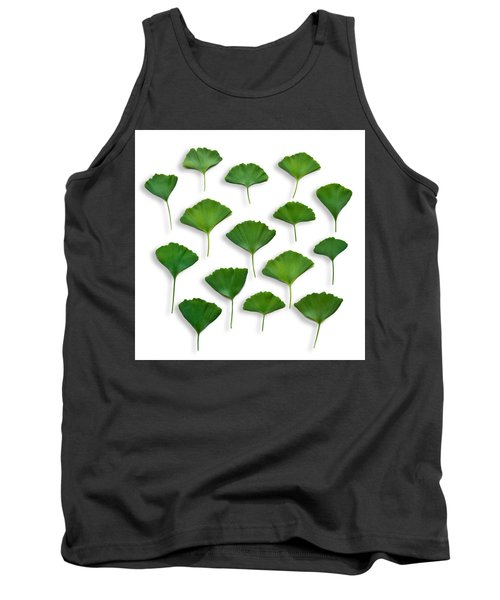 Gingkos Spring Tank Top