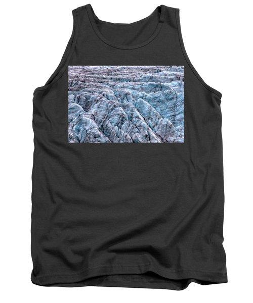 Iceland Glacier  Tank Top