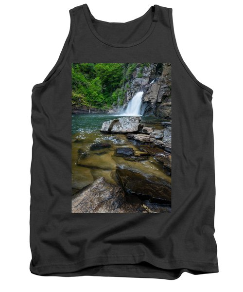Linville Gorge - Waterfall Tank Top