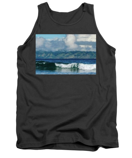 Maui Breakers Tank Top