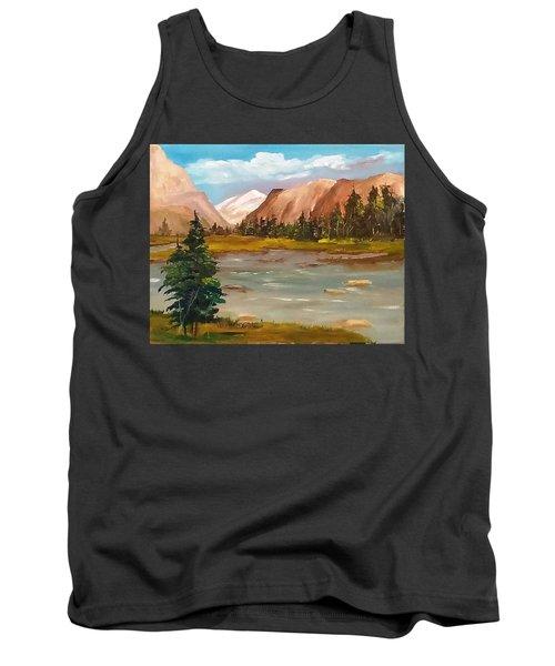Mountain View Tank Top