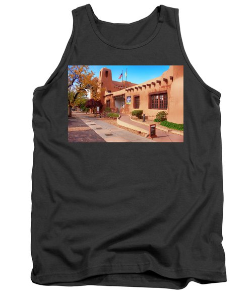 New Mexico Museum Of Art Tank Top
